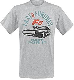 Camiseta de verano Fast & Furious 8