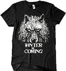 Remera Juego de Tronos Winter Is Coming