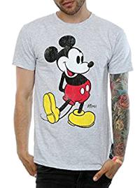Remera camiseta Disney Mikey Mouse