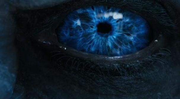 Rey de la noche ojo Juego de tronos