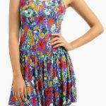 Vestido de verano floral