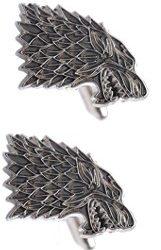 Gemelos Juego de Tronos Lobo casa Stark
